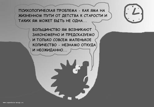 психологическая проблема
